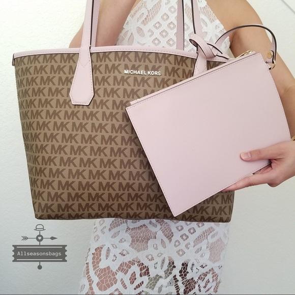 224cd1c55866 Michael Kors Bags | Nwt Candy Large Reversible Tote Bag | Poshmark